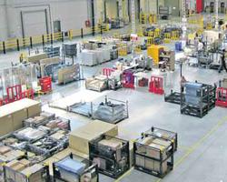 El grupo textil Tendam refuerza su estructura logística en España.