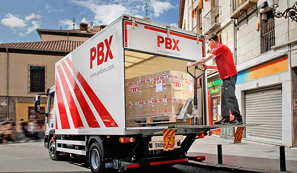 Palibex recuperó en julio el movimiento diario medio de 2.800 palets que tenía antes de la crisis del coronavirus.