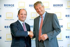 Bergé y Gefco crean una alianza