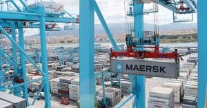 Buen año de import-export en Algeciras.