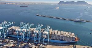 El avituallamiento ha venido siendo una actividad de éxito en el puerto de Algeciras.