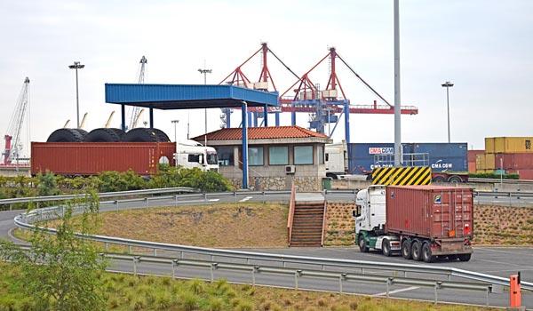 La carretera crece en el País Vasco por encima de la media nacional