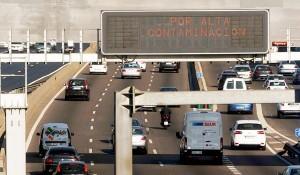 El inicio de las restricciones al tráfico en el centro de Madrid no coincidirá con el 'Black Friday'.
