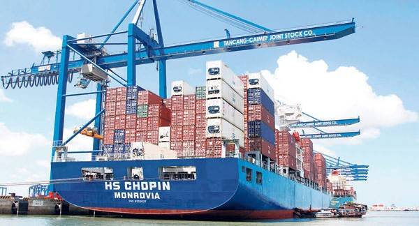 El tráfico de contenedores mundial bajará entre el 8 y el 10%.