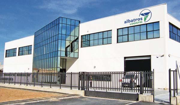 Albatros Logistic forma parte del grupo ACS desde el año 2000.