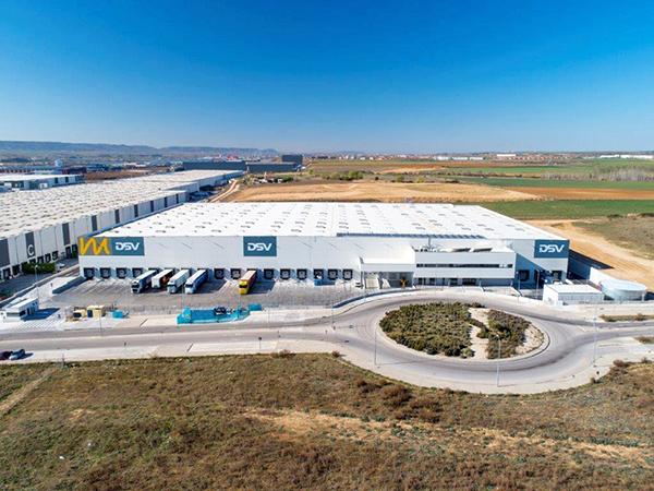 Continental amplía su contrato logístico con DSV
