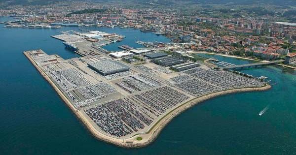 Imagen de la terminal de Bouzas de Vigo.