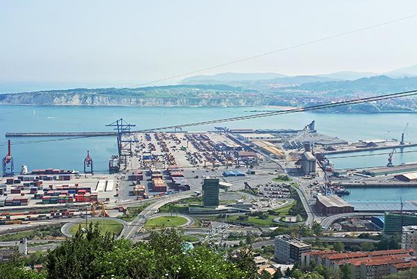 CSP Spain culmina la ampliación de su terminal ferroviaria en Bilbao
