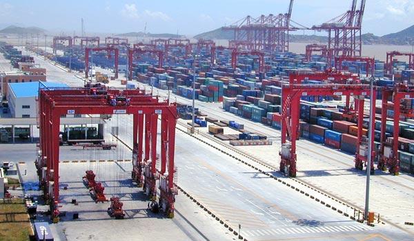 El flete desde Shanghái ha alcanzado los precios de principios de enero.