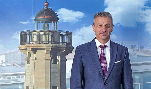 Francisco Toledo pilotará la nave de Puertos del Estado.