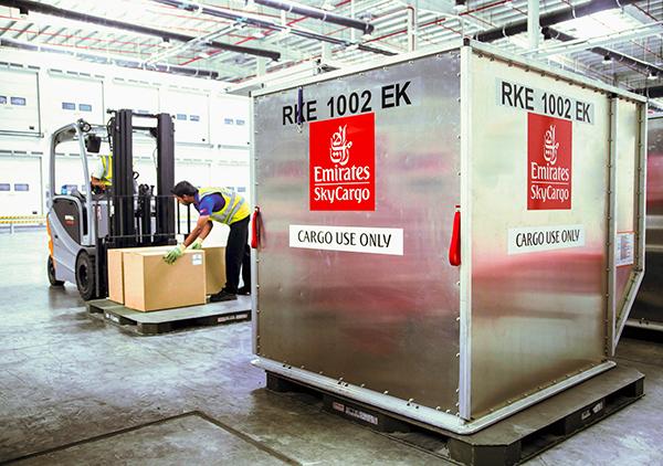 Emirates quiere seguir aprovechando las cacidade de cabina.