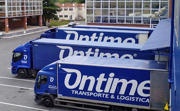 Ontime gestiona actualmente una flota integrada por cerca de un millar de vehículos.