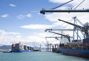 El puerto de Castellón