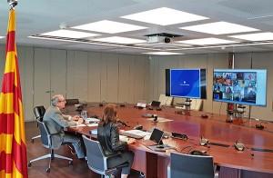 El consejo de administración se celebró telemáticamente.