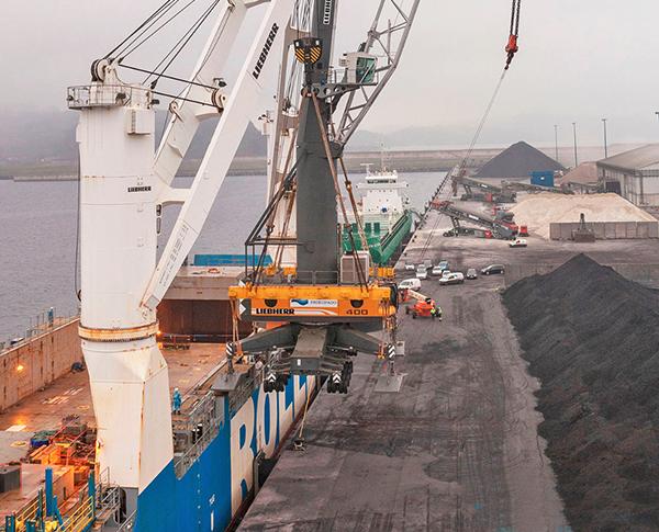 Marítima del Principado consolida su apuesta por el puerto de Gijón