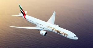 Unidad Boeing 777 de Emirates.