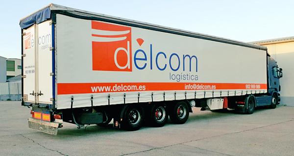 Delcom Operador Logístico trabaja con una flota de cerca de 60 vehículos.