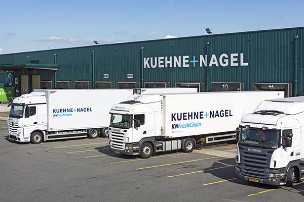 La empresa opera en más de cien países de todo el mundo. Foto: Kuehne+Nagel.