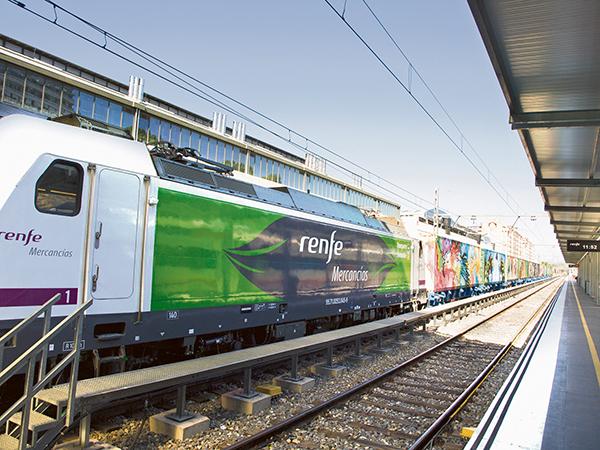 Renfe Mercancías ha vendido el 66 por ciento de Logirail a otras dos filiales de la pública.