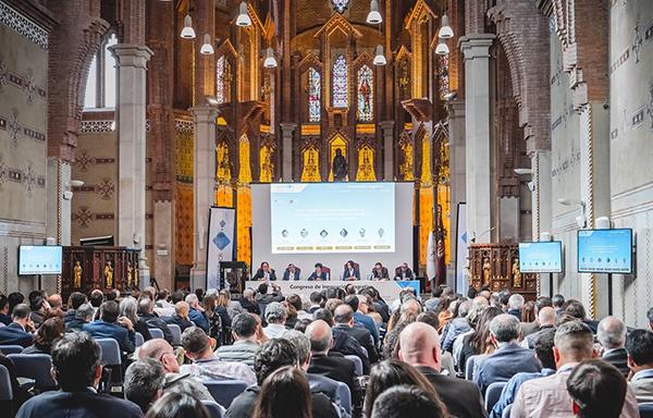 Pasada edición del evento en Barcelona.