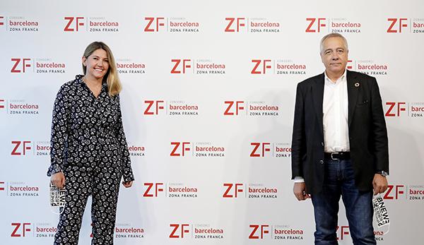 Blanca Sorigué y Pere Navarro