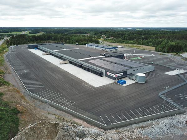 Le centro de DB Schenker proyecta su presencia en Escandinavia.