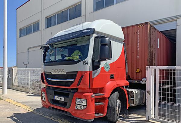 Nuevas instalaciones de Transportes Portuarios y Logistainer en Paiporta (Valencia).