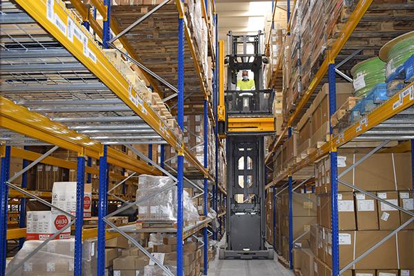 Lantegi Batuak refuerza su logística con un nuevo 'hub' en Vizcaya